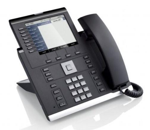 Unify OpenScape Desk Phone IP 55G (HFA) V3 Text, schwarz