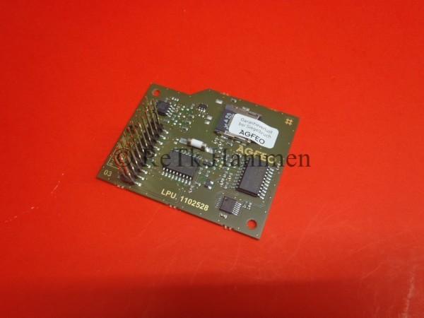 Agfeo Anrufbeantworter AB Modul A42 A 42 A-Modul 42 f Telefon ST42 ST 42