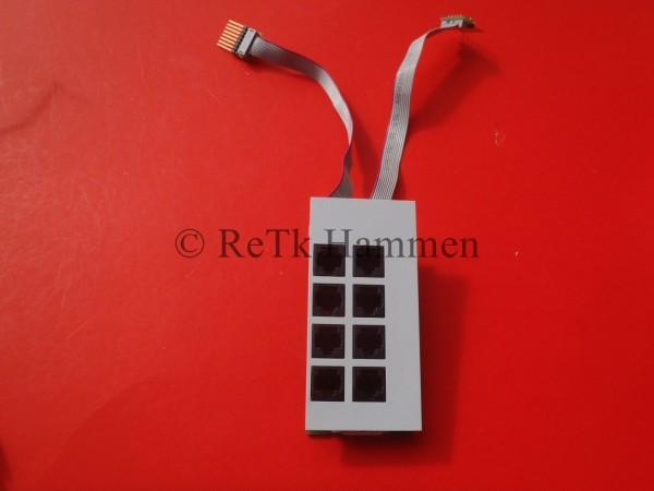 Agfeo Frontmodul MFP 540 Modulfrontplatte Frontplatte für AS200IT Anlage