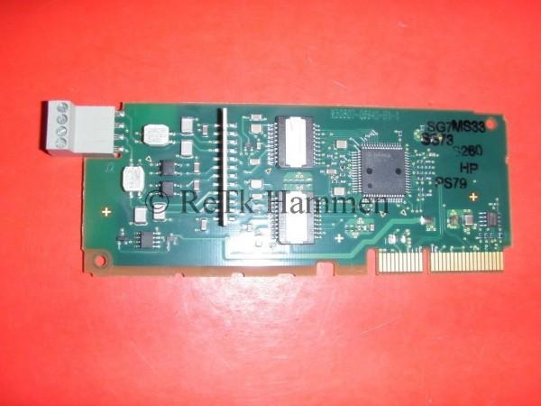MPXA Modul Erweiterung f Siemens HiPath 1220 1210 2 a/b analog e Port