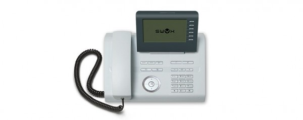 Swyx Phone L640 iceblue NEU OVP Telefon Swyxphone L 640 ice blue weiss