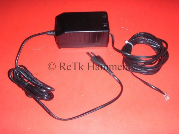 Netzteil Netzgerät für Optipoint Telefon 410 420 Re- MwSt C39280-Z4-C510