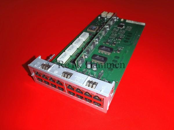 MIX 4/8/4 Alcatel OmniPCX Baugruppe Modul Einschub Open MIX484 4-8-4