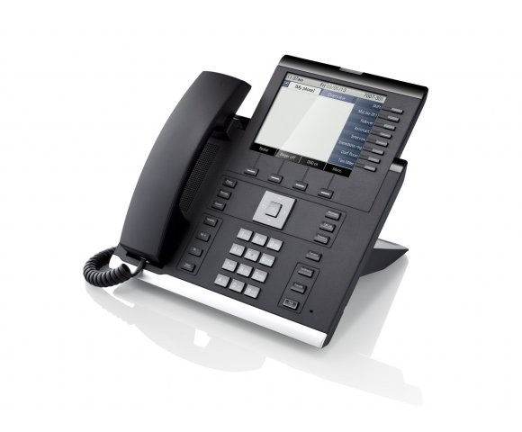 Unify OpenScape Desk Phone IP 55G (HFA) V3 Icon, schwarz