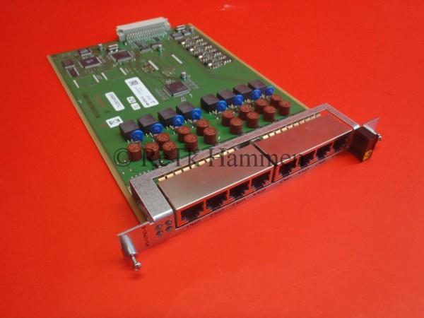 DeTeWe Aastra MS+UPN1-8 Modul OpenCom 1010 510 Baugruppe Erweiterung UPN