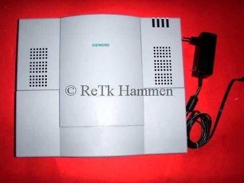 Siemens HiPath 1220 V3 Telefonanlage TK-Anlage m.2xS0 2 UP0 4x analog