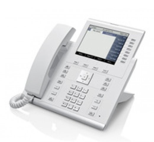 Unify OpenScape Desk Phone IP 55G (HFA) V3 Icon, weiß