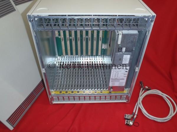 Siemens Erweiterungsbox HiPath 3700 3750 T-Com Octopus F600 8 Slot BOX