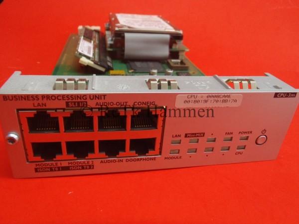 Alcatel OmniPCX CPU-3m aus medium Tk-Anlage CPU 3m + voip8-1 HDD Festpla