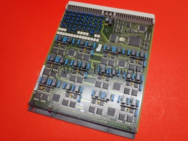 Siemens Baugruppe SLMA2 HiPath 3800 Re_MSt Octopus F650 24 analoge Q2246 analog
