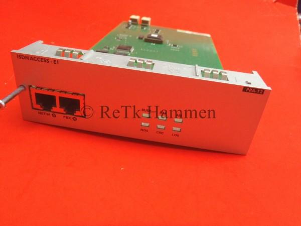 Alcatel PRA-T2 OmniPCX Re_MwSt Baugruppe Modul Octopus Open 930 ISDN ACCESS E1