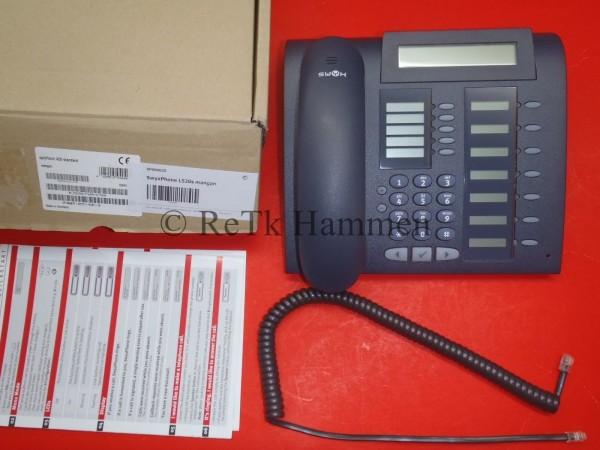 Swyx Phone L520s lava absolut neu -wertig OVP Telefon Swyxphone L 520s