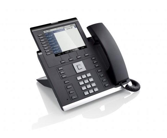 Unify OpenScape Desk Phone IP 55G (SIP), Carbon Black