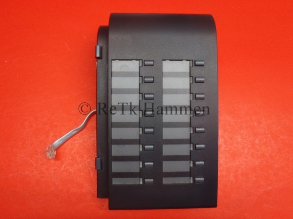 Siemens Optiset E keymodul schwarz RNG Rufnummerngeber key module modul