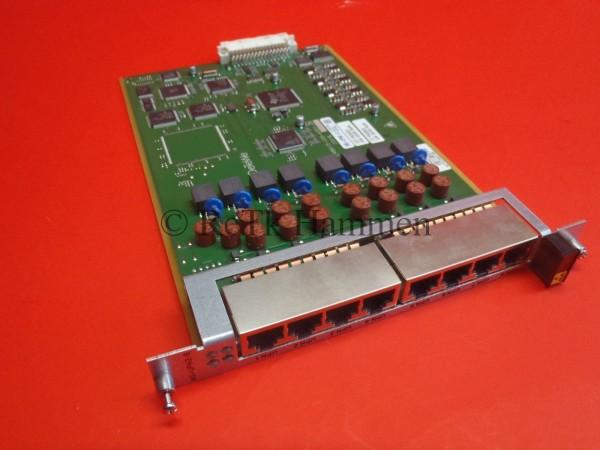 DeTeWe Aastra MS+UPN2-8 Modul Re_MSt OpenCom 1010 510 Baugruppe DECT UPN digital