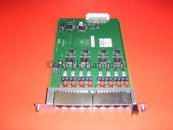 DeTeWe Aastra MS+A1-8 Modul OpenCom 1010 510 Baugruppe Erweiterung 8 a/b