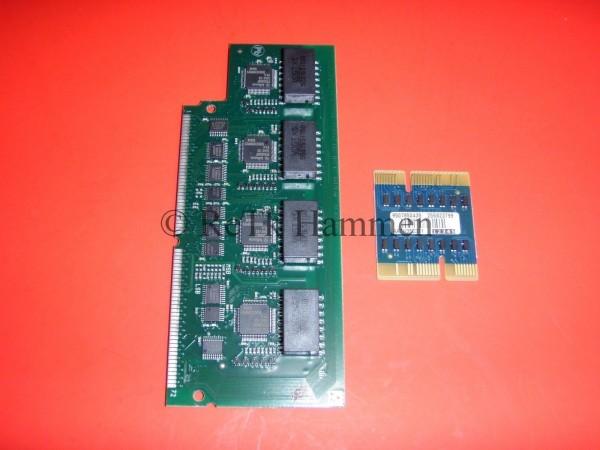 Aastra Ascotel IntelliGate TIC-4TS WA-TS0 4x S0 ISDN Modul Re_MSt A150 300 430