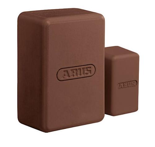 ABUS Secvest Mini-Funk-Öffnungsmelder braun