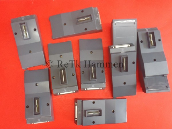 10x Siemens Hipath Hicom Optiset E Datenadapter Daten Adapter