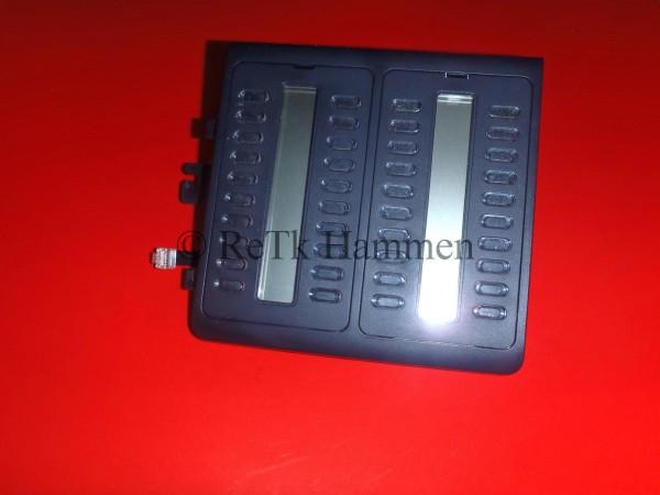 Alcatel 40 key module urban grey Tastenmodul