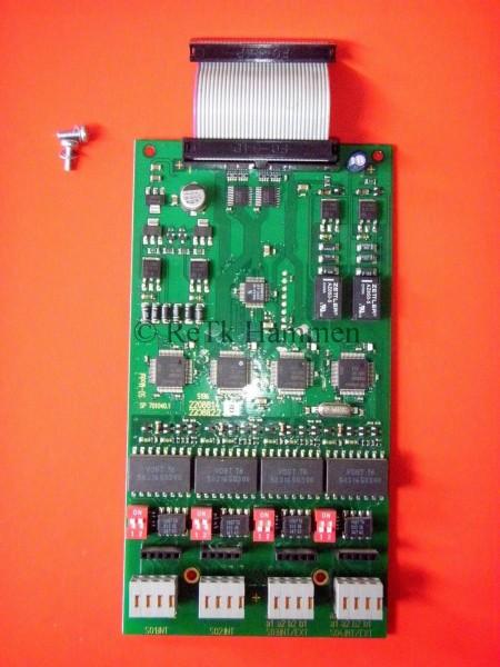 ELMEG 4S0 Modul 4 S0 V2 Erweiterung ISDN ICT88 ICT880 ICT 88 880 46 ISDN