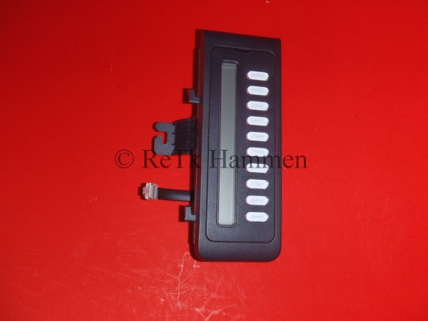 Alcatel 10 key module urban grey Tastenmodul