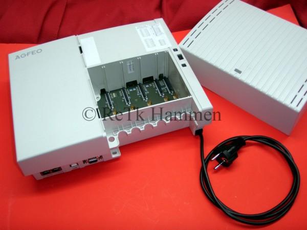 Agfeo Telefonanlage AS45 TK-Anlage AS 45 ohne Module TK Anlage ISDN