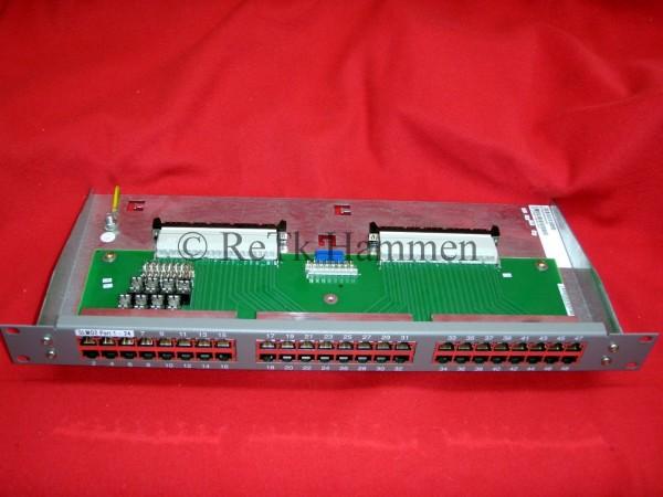 Siemens Hipath 3700 3800 Patchpanel MFPP 48x RJ45 S30807-K6143-X F650