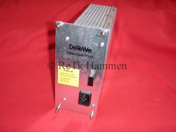 Open Com Aastra DeTeWe OpenCom 1010 510 Netzteil Netzgerät Telefonanlage