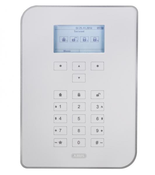 ABUS Secvest Funkalarmanlage - Zentrale FUAA50000