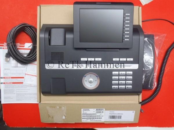 Swyx Phone L660 lava absolut neu -wertig OVP Telefon Swyxphone L 660