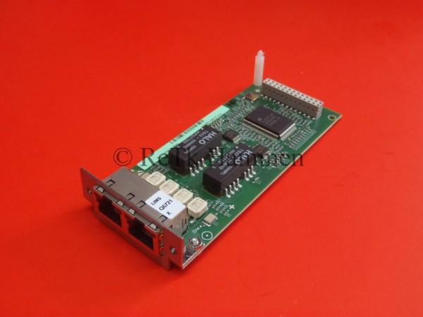LIMS LAN Modul Erweiterung Siemens HiPath 3800