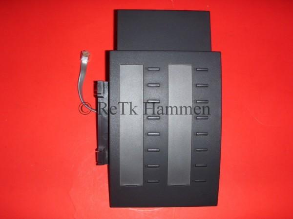 Keymodul RNG T- Octophon 26 28 schwarz Rufnummerngeber E26 E28 Tastener
